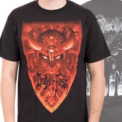 Deeds Of Flesh - Mark Of The Legion - T-shirt (Men)