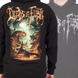 Deeds Of Flesh - Portals To Canaan - Hooded Sweat Shirt (Homme)