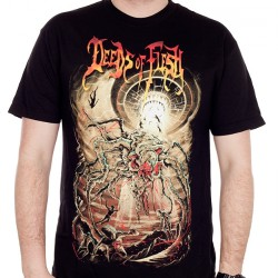Deeds Of Flesh - The Thing - T-shirt (Homme)
