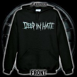 Deep In Hate - Chronicles - Hooded Sweat Shirt (Homme)
