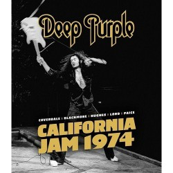 Deep Purple - California Jam 1974 - Blu-ray Digipak