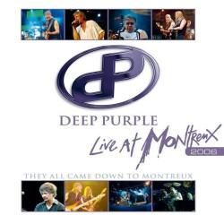 Deep Purple - Live At Montreux 2006 - DOUBLE LP GATEFOLD COLOURED