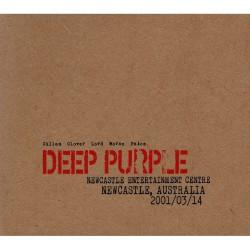 Deep Purple - Live In Newcastle 2001 - 2CD DIGIPAK