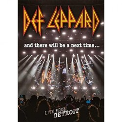 Def Leppard - And There Will Be A Next Time - BLU-RAY