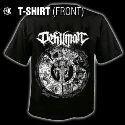 Dehuman - Graveyard of Eden - T-shirt (Homme)