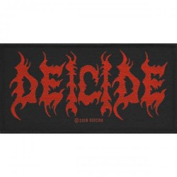 Deicide - Logo - Patch