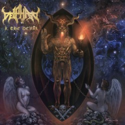 Deiphago - I, The Devil - CD