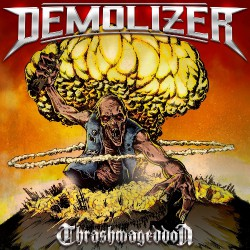Demolizer - Thrashmageddon - CD