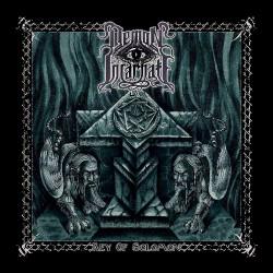 Demon Incarnate - Key Of Solomon - LP + download card
