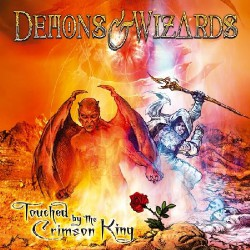 Demons & Wizards - Touched by the Crimson King - CD