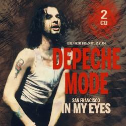 Depeche Mode - San Francisco In My Eyes 1994 - DOUBLE CD