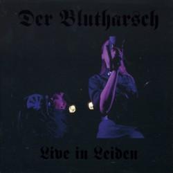Der Blutharsch - Live in Leiden - CD DIGIPAK