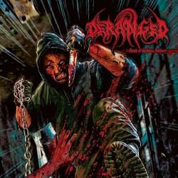 Deranged - Deeds Of Ruthless Violence - CD DIGIPAK