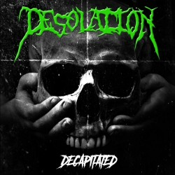 Desolation - Decapitated - CD