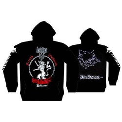 Deströyer 666 - French Wolfpack - Hooded Sweat Shirt (Homme)
