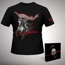 Deströyer 666 - Wildfire - Digibox + T-shirt bundle (Homme)