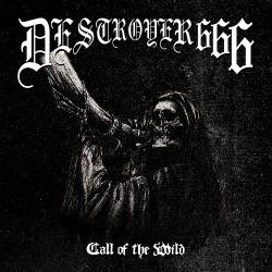Deströyer 666 - Call Of The Wild - CD EP + Digital