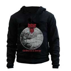 Deströyer 666 - Cold Steel for an Iron Age 2011 - Hooded Sweat Shirt (Homme)