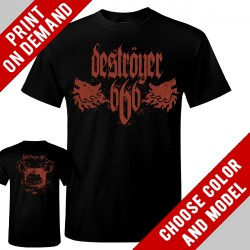 Deströyer 666 - Defiance - Print on demand