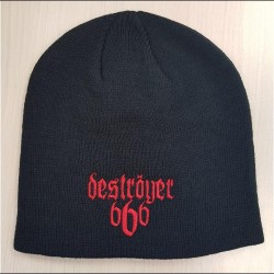 Deströyer 666 - Logo - Beanie Hat