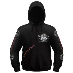Deströyer 666 - Tour 2019 - Hooded Sweat Shirt Zip (Homme)