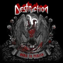 Destruction - Born To Perish - CD