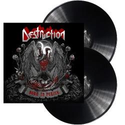 Destruction - Born To Perish - DOUBLE LP Gatefold
