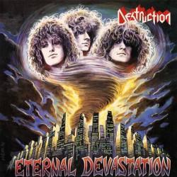 Destruction - Eternal Devastation - CD SLIPCASE