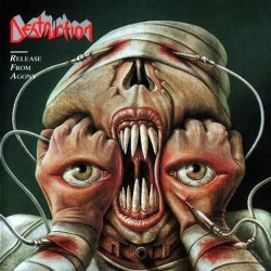 Destruction - Release From Agony - CD SLIPCASE