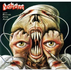 Destruction - Release From Agony - LP