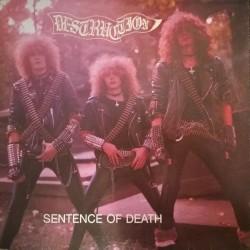 Destruction - Sentence Of Death - CD EP slipcase