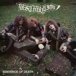 Destruction - Sentence Of Death - LP