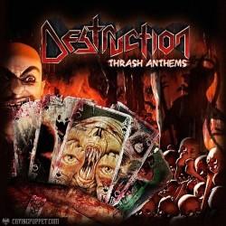 Destruction - Thrash Anthems - CD