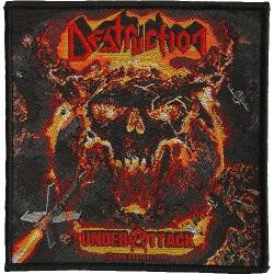 Destruction - Under Attack - Patch
