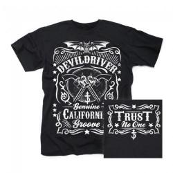 DevilDriver - California Groove - T-shirt (Men)