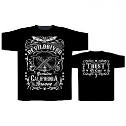 DevilDriver - California Groove - T-shirt (Homme)