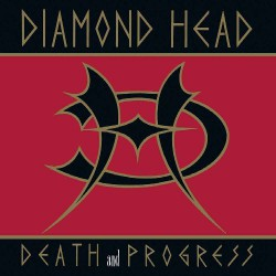 Diamond Head - Death And Progress - CD