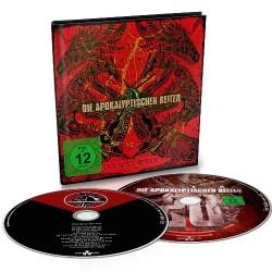 Die Apokalyptischen Reiter - Der Rote Reiter - CD + DVD digibook