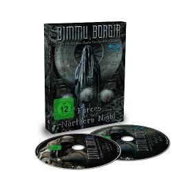 Dimmu Borgir - Forces Of The Northern Night - Double Blu-Ray Digipak