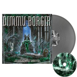Dimmu Borgir - Godless Savage Garden - LP GATEFOLD COLOURED + CD