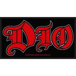Dio - Logo - Patch