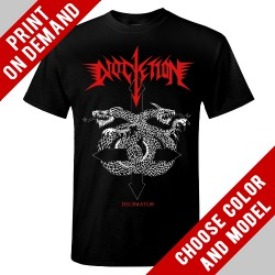 Diocletian - Dragon Red Logo - Print on demand
