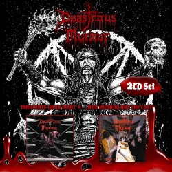 Disastrous Murmur - Marinate Your Meat / … And Hungry Are The Lost - DOUBLE CD