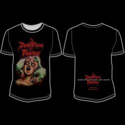 Disastrous Murmur - Rhapsodies In Red - T-shirt (Homme)