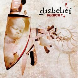 Disbelief - 66sick - CD