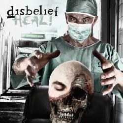 Disbelief - Heal! - CD