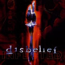 Disbelief - Infected - CD DIGIPAK