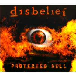 Disbelief - Protected Hell LTD Edition - CD + DVD Digipak
