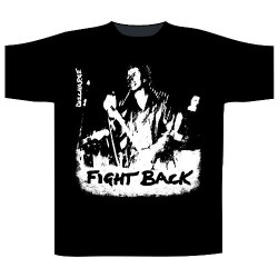 Discharge - Fight Back - T-shirt (Men)