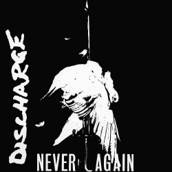 Discharge - Never Again - LP Gatefold
